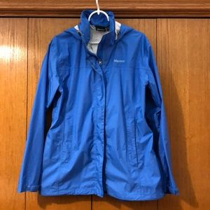 Blue Marmot Precip waterproof rain jacket, sz XL